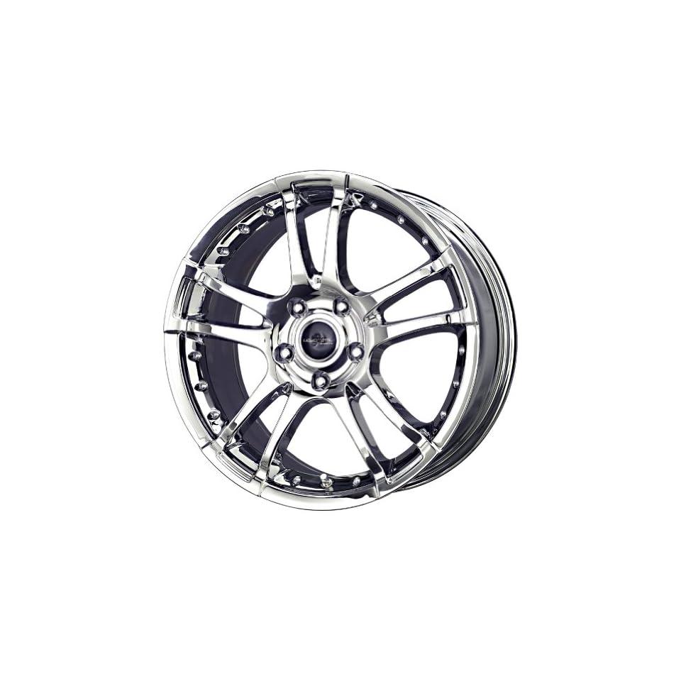 Liquid Metal Venom Series Chrome Wheel (17x7.5/5x115mm)