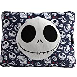 Pillow Pets Expressions, Disney Nightmare Before Christmas Jack Skellington Dark Blue 16'' Stuffed Animal Plush Toy