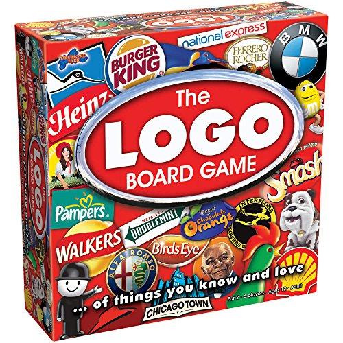 Drumond Park Logo Game (Logos Board Game)
