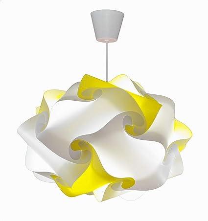 CREATIV LAMP - Suspension Luminaire | Abat-Jour à Suspendre au Plafond |  Pour Décoration Salon, Chambre Enfant, Ado, Adulte | Ampoule Led Incluse -  ...
