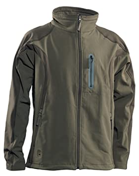 80e27d1eec9eb Riverside Outdoor Deerhunter Waterproof Shooting Jacket Yorkton Softshell  Hunting - M