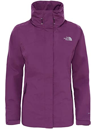 North The Damenjacke Sangro Lilawood Face W Xs Violett FKJ3T1lc