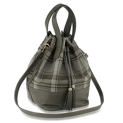 c997eb8b9bc0 Drawstring Handbags For Women Large Size Shoulder Ladies Bucket Bag  Designer Faux Leather Luxury Look