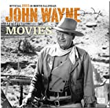img - for John Wayne in the Movies 2015 Square 12x12 book / textbook / text book
