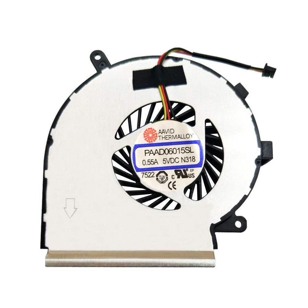 Cooler Para Msi Gp62 (xam)