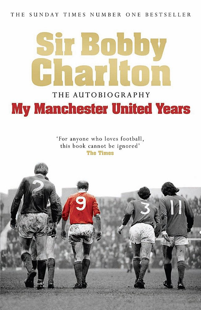 Football Wall Sticker Art Sport Bobby Charlton Inspired England Legend 1966