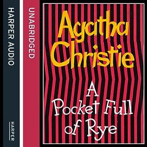 A Pocket Full of Rye Audiobook