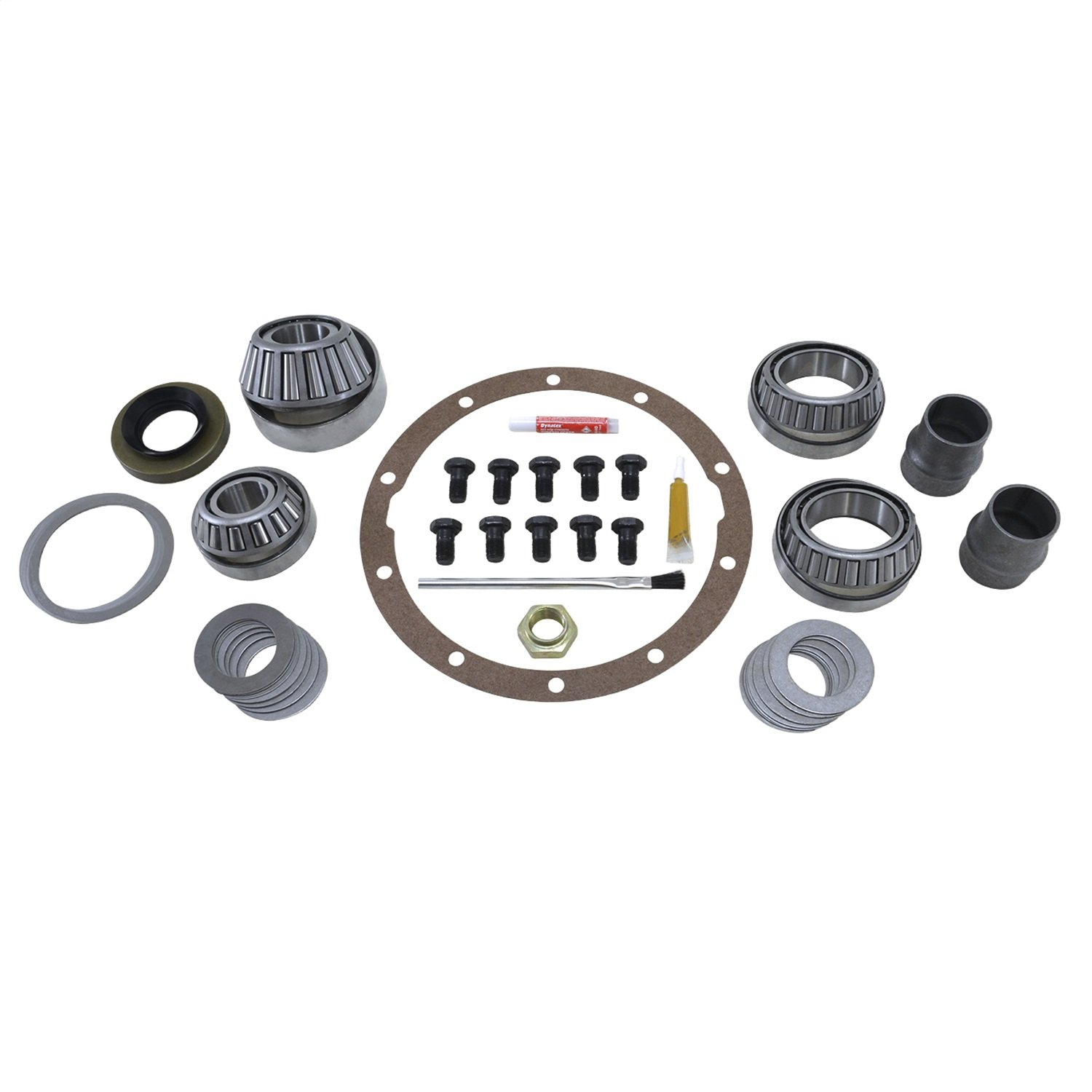 Master Overhaul Kit for Toyota V6//Turbo 4 differential ZK TV6 USA Standard Gear