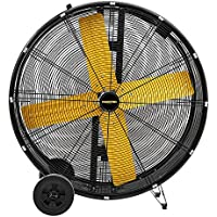 Master Professional Mac-30D 30 High Capacity Direct-Drive Barrel Fan—5500 Cfm, 1/3 HP, 120 Volt