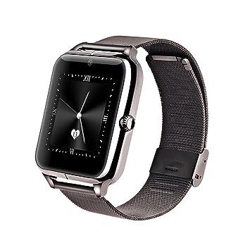 HRT® Bluetooth Smart Watch Z50 hombres de lujo de las ...