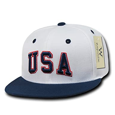 Whang The Freshman USA Pro Caps - Gorra para Hombre, Color, Talla ...