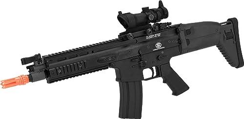 FN Scar L AEG – Black
