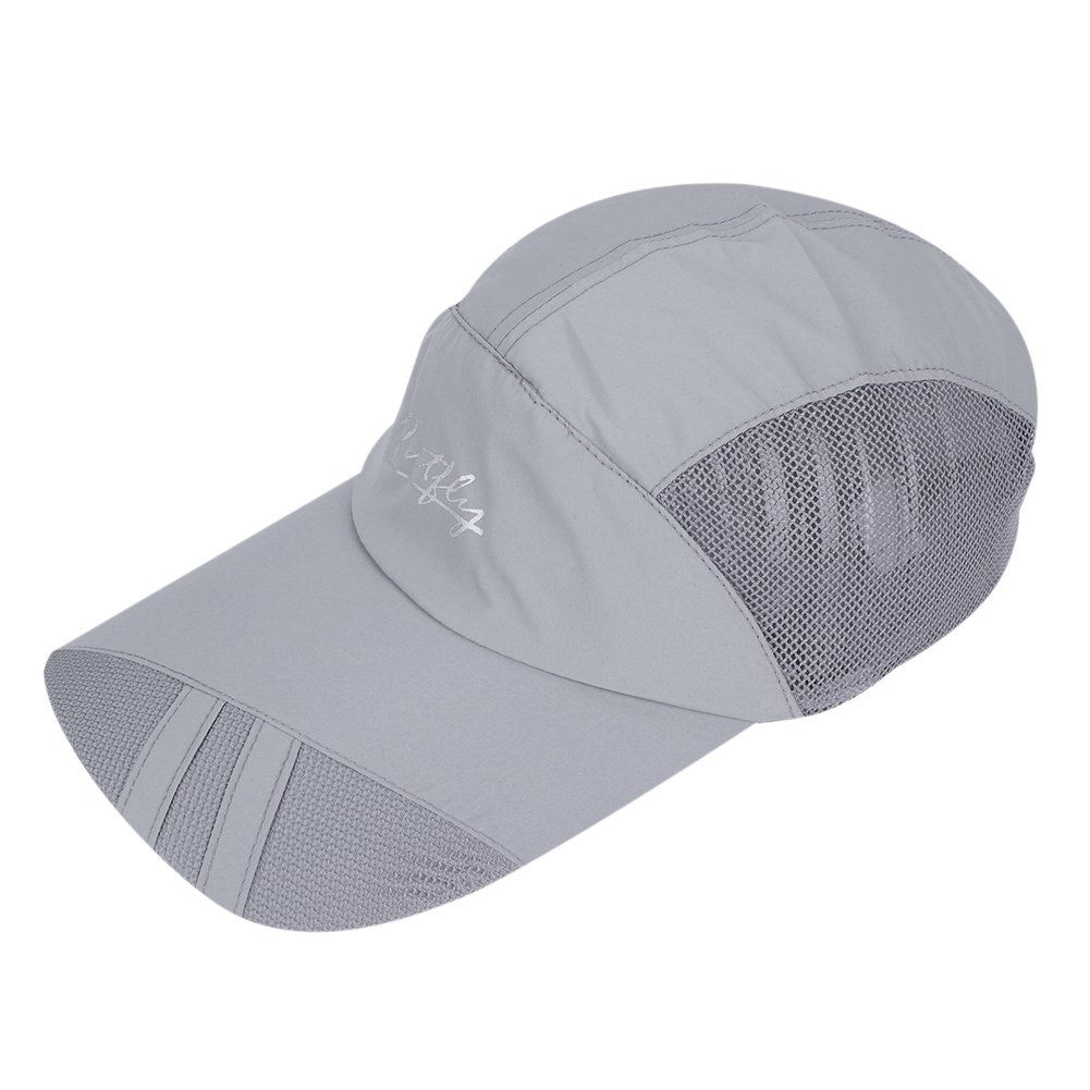 itoda sombrero de sol de poliéster unisex borde larga hip-hop secado rápido  transpirable protección solar anti-UV para Camping ciclista actividades en  plein ... cb28088ea80