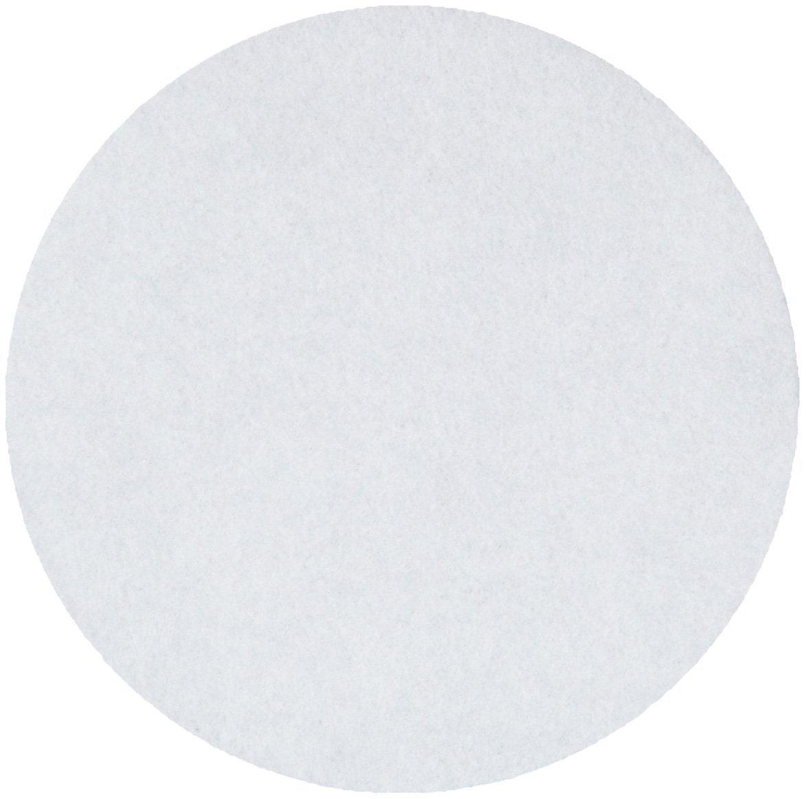 Whatman 10300014 Ashless Quantitative Filter Paper, 185mm Diameter, 12-25 Micron, Grade 589/1 (Pack of 100) by Whatman