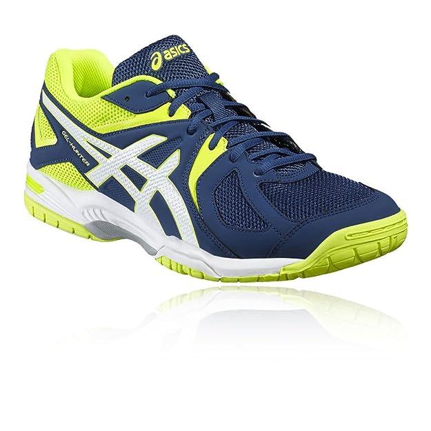 ASICS Gel-Hunter 3 R507y-5801, Zapatillas de Cross Unisex Adulto: Amazon.es: Zapatos y complementos