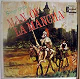SOUNDTRACK MAN OF LA MANCHA vinyl record