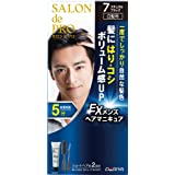 サロン ド プロ EXメンズヘアマニキュア (白髪用) 7ナチュラルブラック