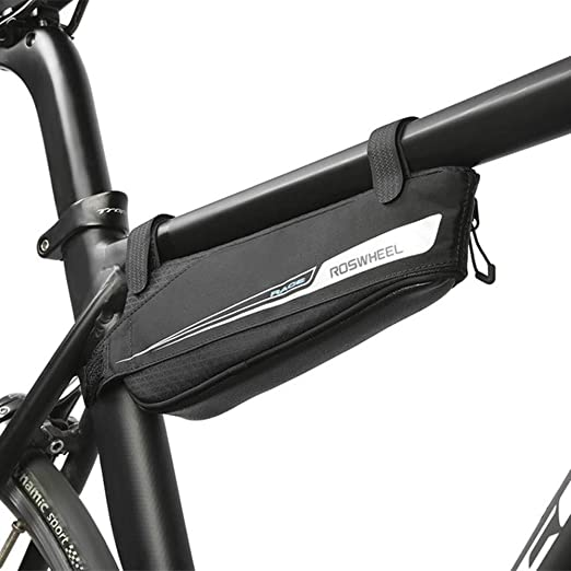 Wuxingqing-Bag Bolsas para Manillar Bicicleta Triángulo Marco ...