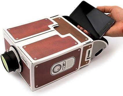 Amazon.com: Yorkshire portátil DIY Cartón Smartphone ...