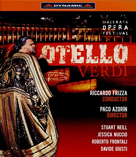 Giuseppe Verdi: Otello (Blu-ray)