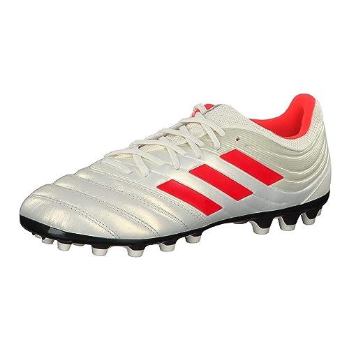 Adidas Copa 19.3 AG, Botas de fútbol para Hombre, (Casbla/Rojsol/Negbás 000), 44 2/3 EU: Amazon.es: Zapatos y complementos