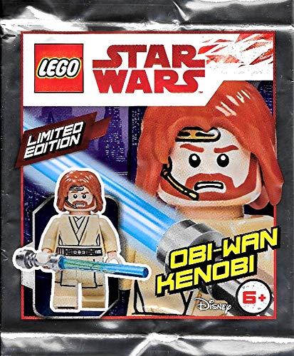 LEGO Star Wars Episode 2 - Limited Edition - OBI-WAN Kenobi foil ()