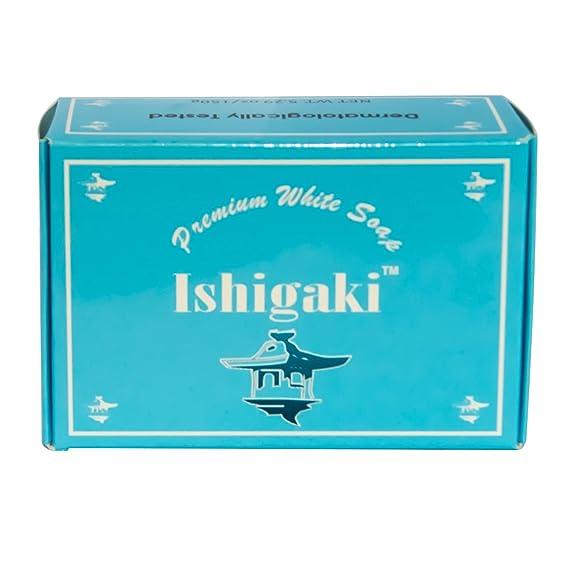 Ishigaki Premium White Glutathione Whitening Soap