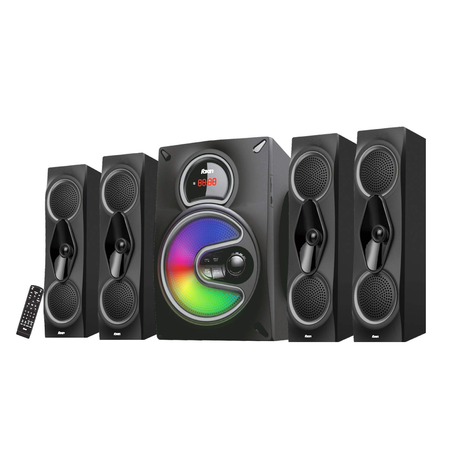 Foxin FMS 8400 Blaster 4.1 Channel Multimedia Speakers