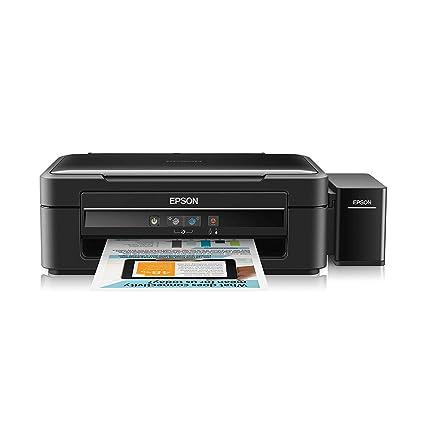 Epson L360 Multi Function Ink Tank Colour Printer Black