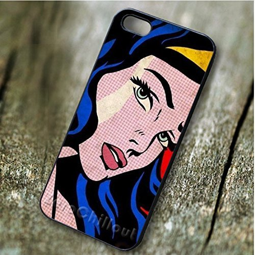 Classy Wonder Woman Art - for Cover Iphone 5 or 5S or 5SE Case D1Q8QK