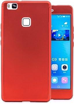 COOVY® Funda para Huawei P9 Lite / G9 Lite 360 Grados, Carcasa ...