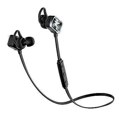 Mpow Freego V 4.1 - Auriculares inalámbricos, estéreos, para deportes