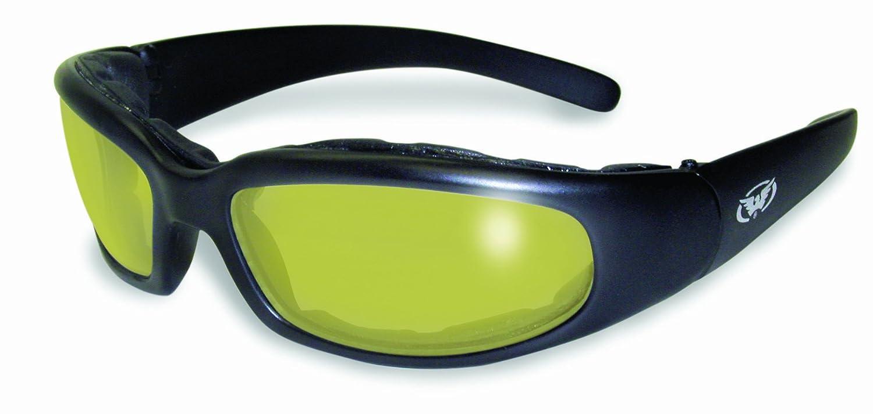 Global Vision Eyewear Sonnenbrille Herren-Chicago 24mit Photochrom Farbe wechselnde Objektive Medium gelb JgS3n