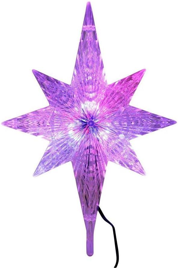 LED Bethlehem Star Tree Topper