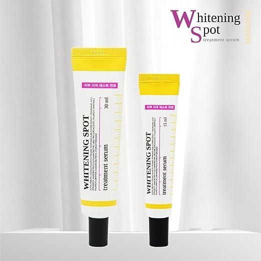 CNKCOS Whitening spot treatment serum / Made in Korea (30ml) Ungaro Ii Aftershave Splash 2.5 Oz / 75 Ml