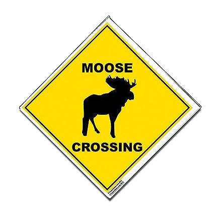 amazon com victorystore yard sign outdoor lawn decorations moose