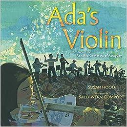 cover image, Ada's Violin
