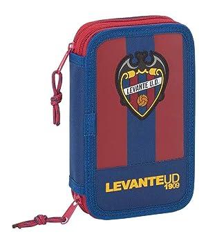 Safta Estuche Levante U.D. Oficial Escolar Incluye 28 Útiles 125x40x195 mm