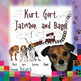 Kurt, Gert, Jazmine, and Bagel