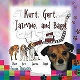 Kurt, Gert, Jazmine, and Bagel