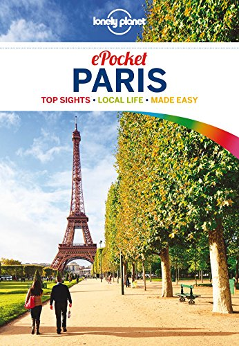 Lonely Planet Pocket Paris (Travel Guide) cover