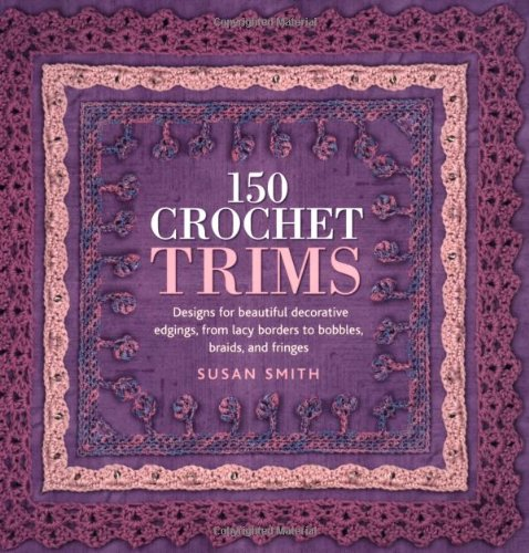 Crochet Border Designs - 5