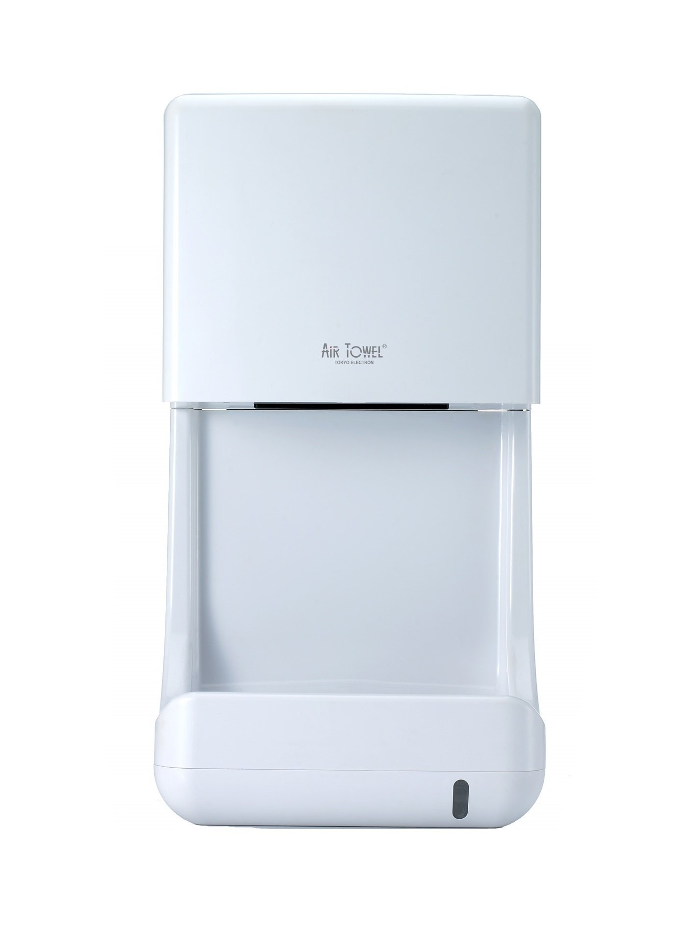 Air Towel Hand Dryer with Temperature Controlled High Speed Airflow, Energy Efficient, Removable Drying Tray