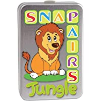 Cheatwell Games Snap + Pairs Jungle