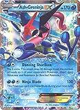 Pokemon - Ash-Greninja-EX (XY133) - XY Black Star Promos - Holo