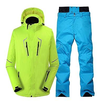 Amazon.com: Chaqueta y pantalón de talla grande para hombre ...