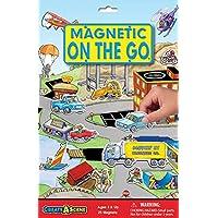 Juego de juego magnético Create-A-Scene - On the Go