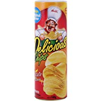 D DOLITY Normal Chip Can Fake Prank Joke Toy for Party Funny Toy 21.6 X 7.7cm