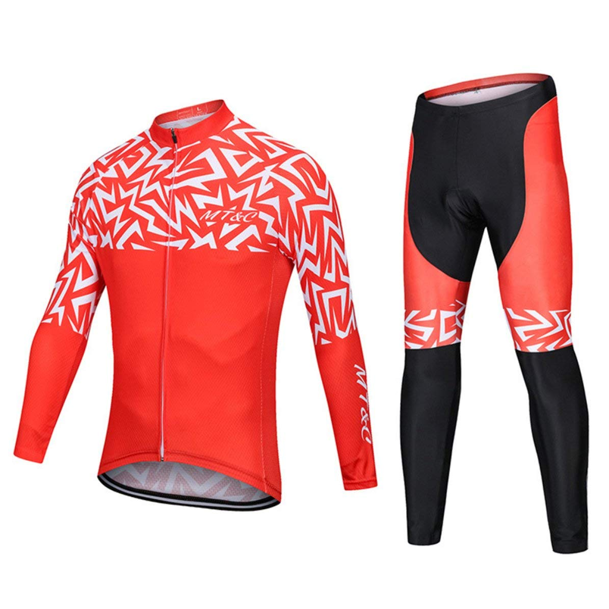 Fanboy 012 New Spring and Autumn Riding Long Sleeve Suit Wicking Breathable and Quick-Drying Outdoor Sports Bike Clothing