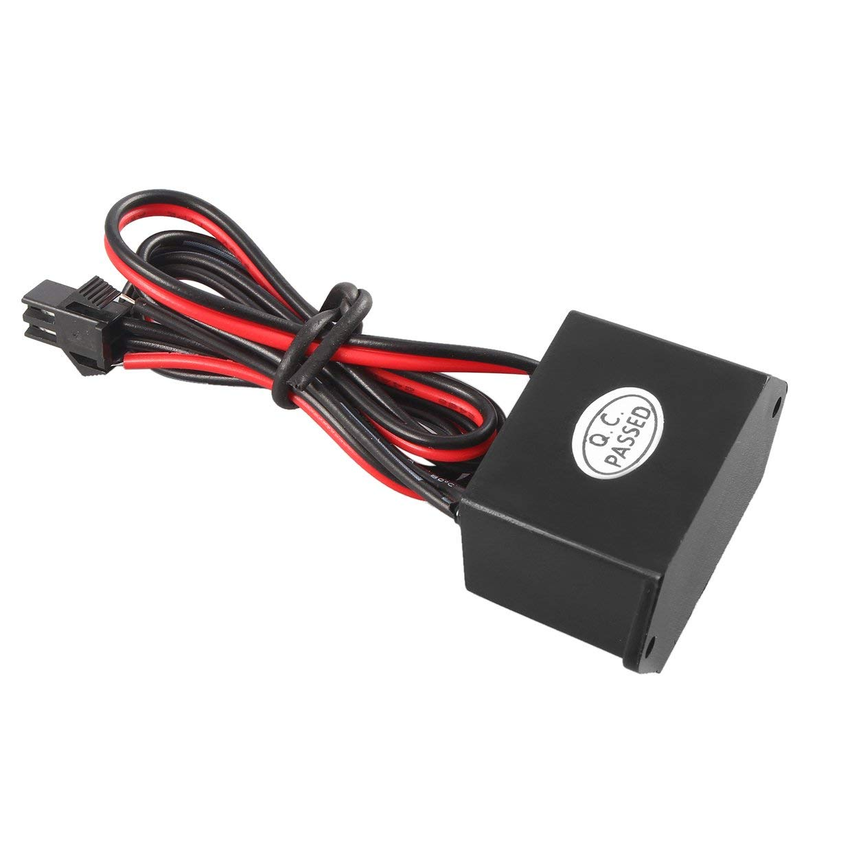 Detectoy 12v Dc To 120v Ac Inverter For El Lamp Wire Electroluminescent 1pcs